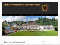 Partnerschaftsverein-baden-baden.de