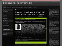 Password-recovery.de