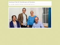 paulstrasse.ch Webseite Vorschau