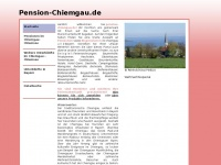 Pension-chiemgau.de