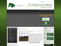pferdezucht-rps.de Webseite Vorschau