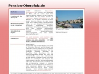 pension-oberpfalz.de