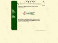 pepper-web.de