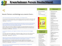 Erwerbslosenforum.de
