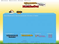 kindermusikfestival.de Webseite Vorschau