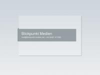 blickpunkt-medien.de Webseite Vorschau
