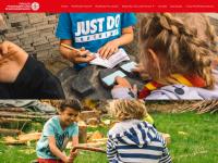 pfadfinder-tirol.at Webseite Vorschau