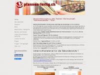 Pfannen-fertig.ch