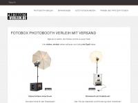 photobooth-verleih.de Webseite Vorschau