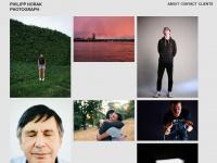 philipphorak.com Webseite Vorschau