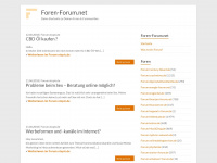 Foren-forum.net