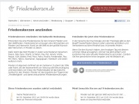 friedenskerzen.de