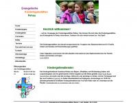 kindergarten-rehau.de Webseite Vorschau