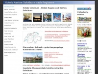 hotels-solothurn.ch