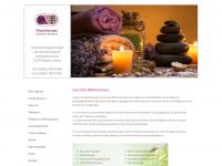 physiotherapie-lehnin.de Webseite Vorschau