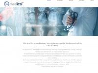 1amedical.org Webseite Vorschau