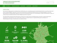 verband-bildungszentren.de Webseite Vorschau
