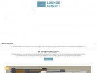 loungekonzept.de Webseite Vorschau