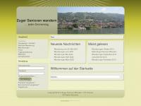 zuger-senioren-wandern.ch Thumbnail