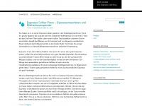 zur-louisa.de Webseite Vorschau