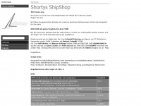 Shortys-shipshop.de