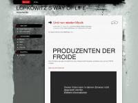 lopkowitz.wordpress.com Webseite Vorschau