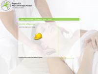 physiotherapie-kowal.de Webseite Vorschau