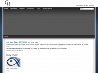 am-coelschen-heck.de Webseite Vorschau