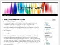nocorrelationblog.wordpress.com