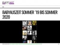 photoart-schenk.de Webseite Vorschau