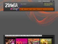 zumbashop.co.nz Thumbnail