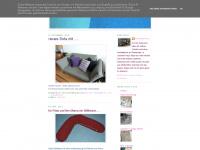 kissenrausch.blogspot.com Webseite Vorschau