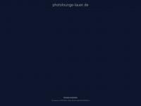 photolounge-lauer.de Webseite Vorschau