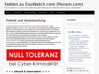 Esowatch.org