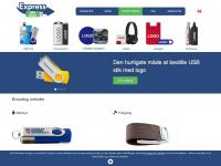 expressusbsticks.dk