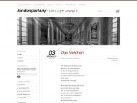 londonparisny.wordpress.com Webseite Vorschau