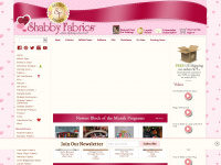 shabbyfabrics.com