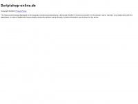 scriptshop-online.de Webseite Vorschau