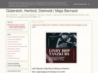swinggateswing-bielefeld.blogspot.com Webseite Vorschau