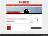 traumpartner-finden.com Webseite Vorschau