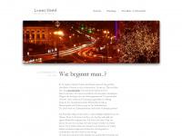 lorenz-hertel.net Webseite Vorschau