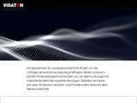 visaton.de Webseite Vorschau