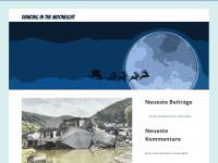 lotharraue.de Webseite Vorschau