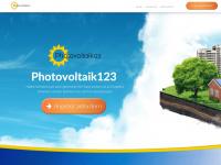 photovoltaik123.com Webseite Vorschau