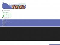 kip-orthopaediehandel.de Webseite Vorschau