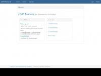 xdataservice.de Webseite Vorschau