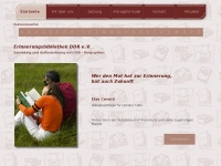 erinnerungsbibliothek-ddr.de