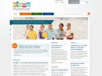 kiggs-studie.de Webseite Vorschau
