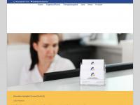 trigenumphysio.de Webseite Vorschau