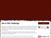 o-see-challenge.de Webseite Vorschau